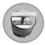 Commande par bouchon magnétique