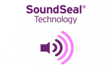 Technologie SoundSeal Broyeur Évolution 100 Téléco à commande sans fil 40 % moins bruyant