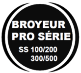 PICTO BROYEUR PRO SERIE SS