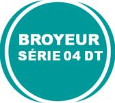 BROYEUR PRO SERIE 04 -DT