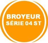 BROYEUR PRO SERIE 04 S