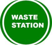 waste station