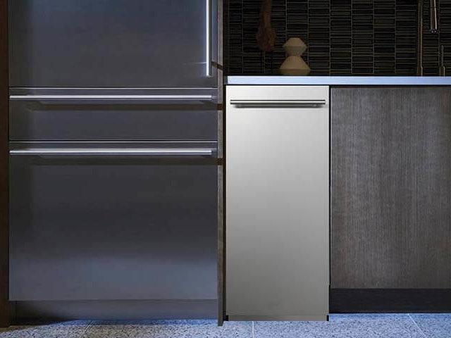 Compacteurs MC400 dans une cuisine